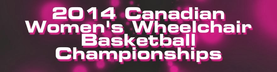2014 Canadian Women's Wheelchair Basketball Championships